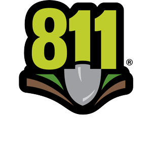 811® | Know what's  below. | 811 before you dig.